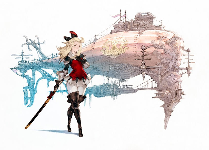 Bravely Default Available For Pre-Order In North America