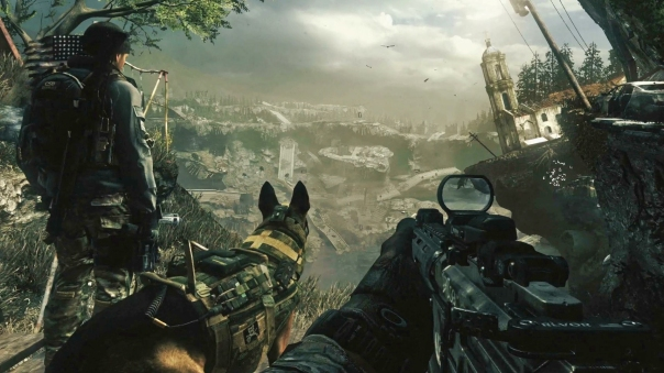 Cross Platform Clan System In Call Of Duty Ghosts Won't Be Coming To Wii U