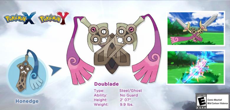 doublade_pokemon_x_y
