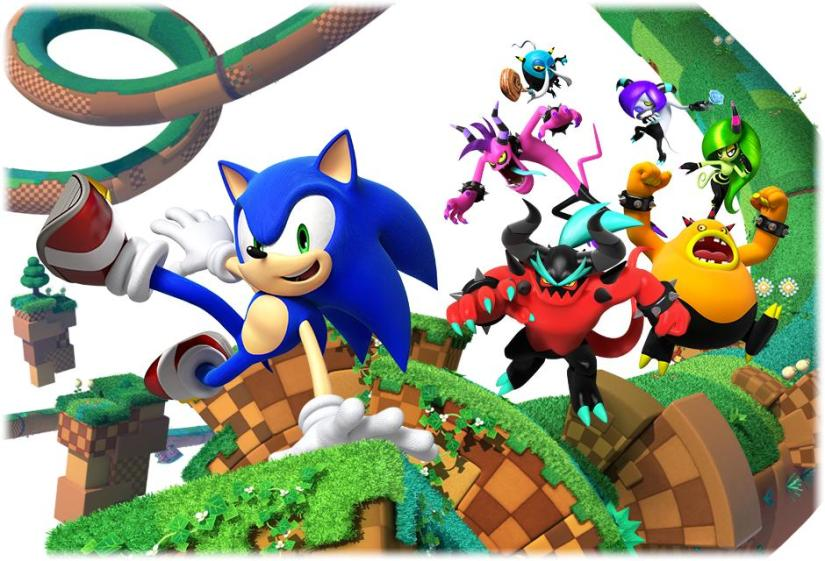 Former Wii U Exclusive Sonic Lost World Launches On Steam November2nd
