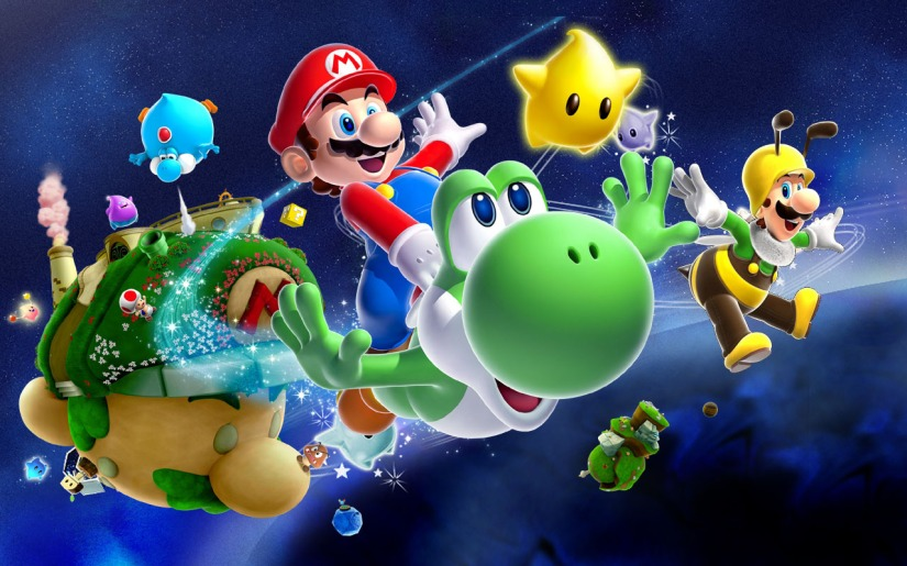 Super Mario Galaxy 2 Wii Will Access Original Save File If You've Done System Transfer On Wii U