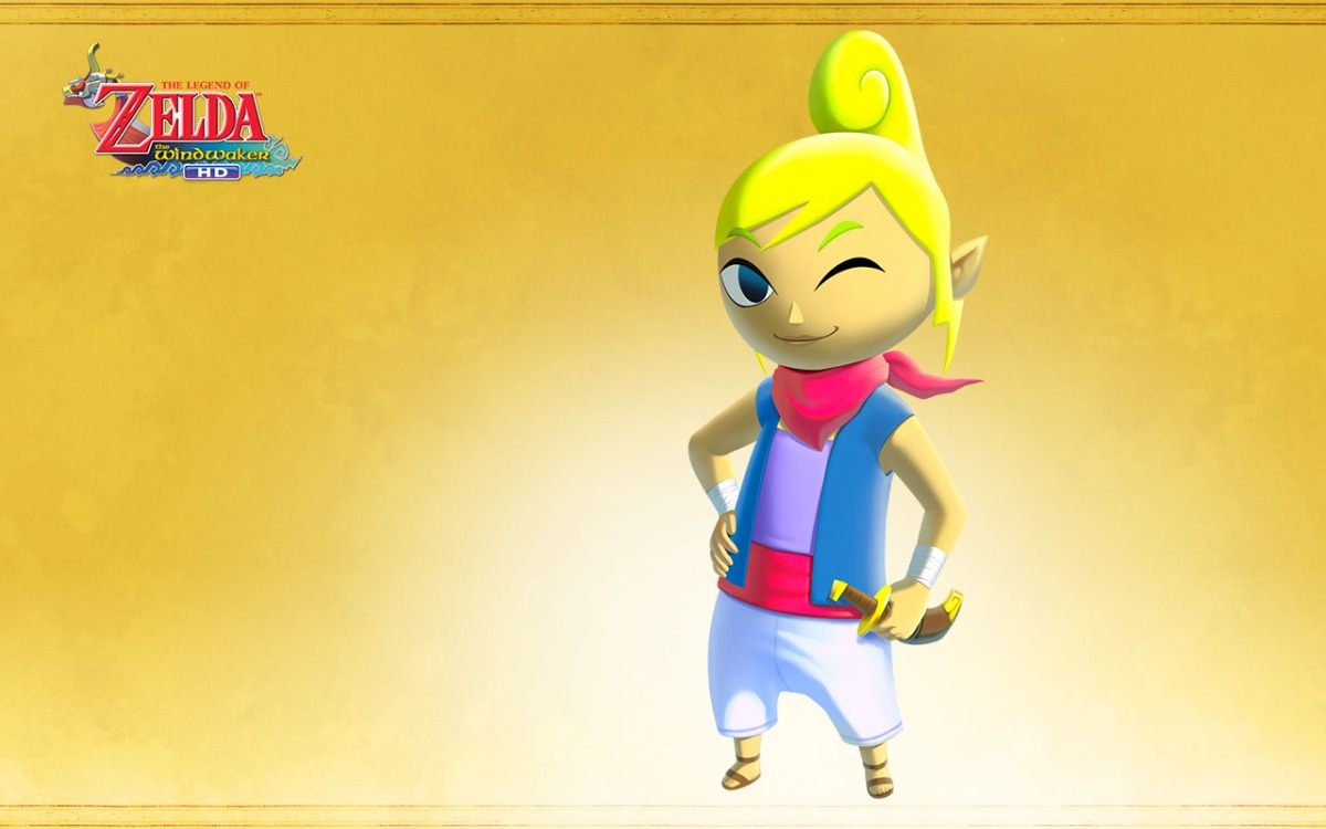 Irrational Games Co-Founder Names Zelda: Wind Waker HD As One Of His Best Games Of 2013