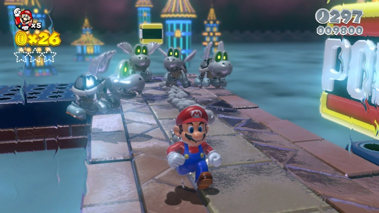 Super Mario 3D World 4