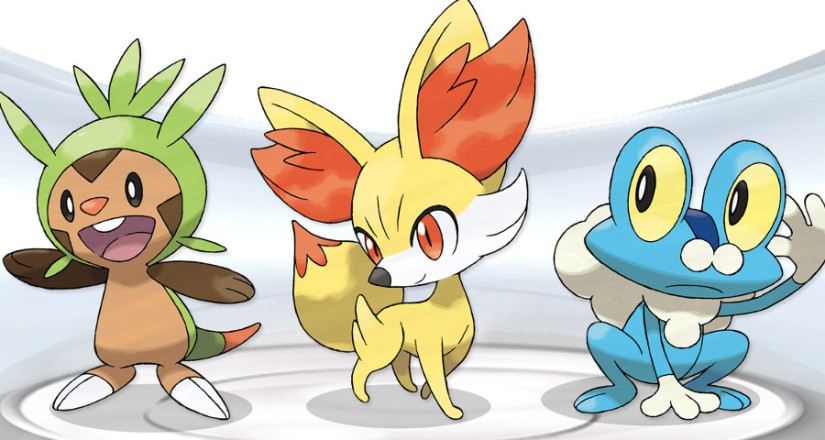 Pokemon X & Y Patch Is NowLive