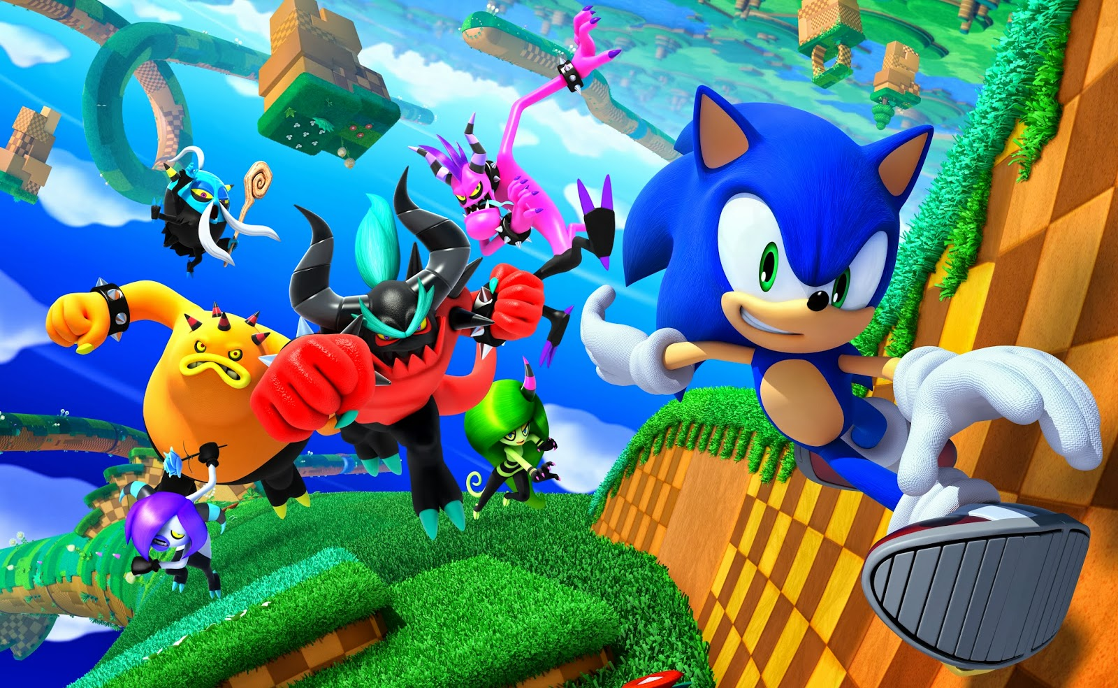 Sonic Games Are Now 40 To 50 Percent Off On Nintendo Switch 3ds And Wii U My Nintendo News
