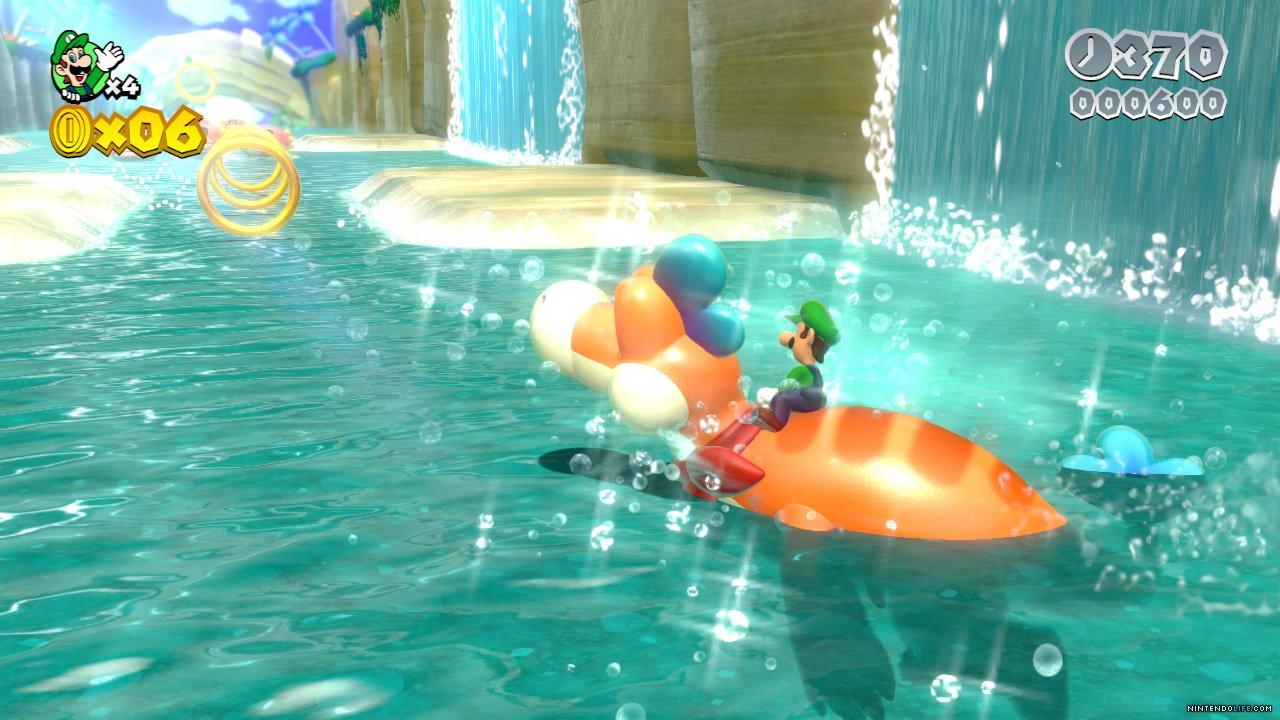 Super Mario 3D World Producer Says Open World Mario Game A ...