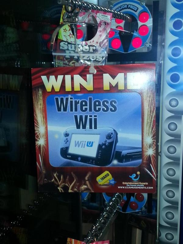 Wii U Arcade Machine : Quot uninformed store staff are hurting wii u sales claims