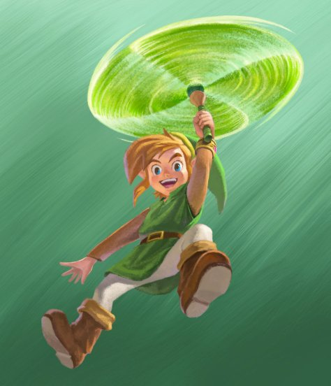 zelda_a_link_between_worlds_flying