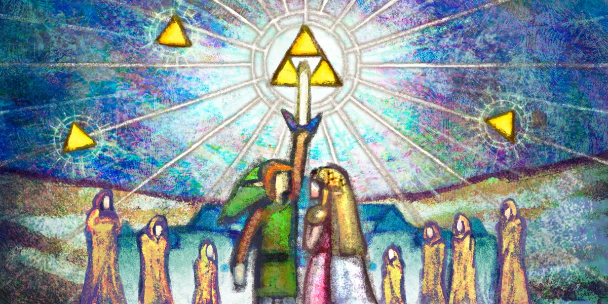 Zelda: A Link Between Worlds Nominated For Game Of The Year In AIAS' D.I.C.E Awards