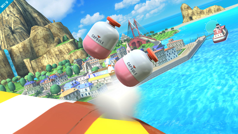Image result for Super Smash Bros. For Wii U (Wii U) - Daily Screenshot For November 12th, 2013