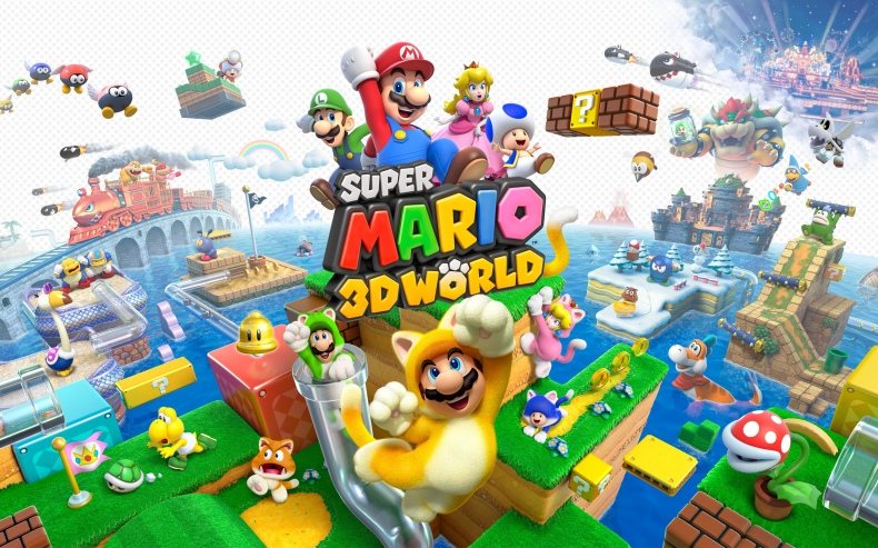 Eurogamer's Game Of The Year 2013 Is Super Mario 3D World – My Nintendo News