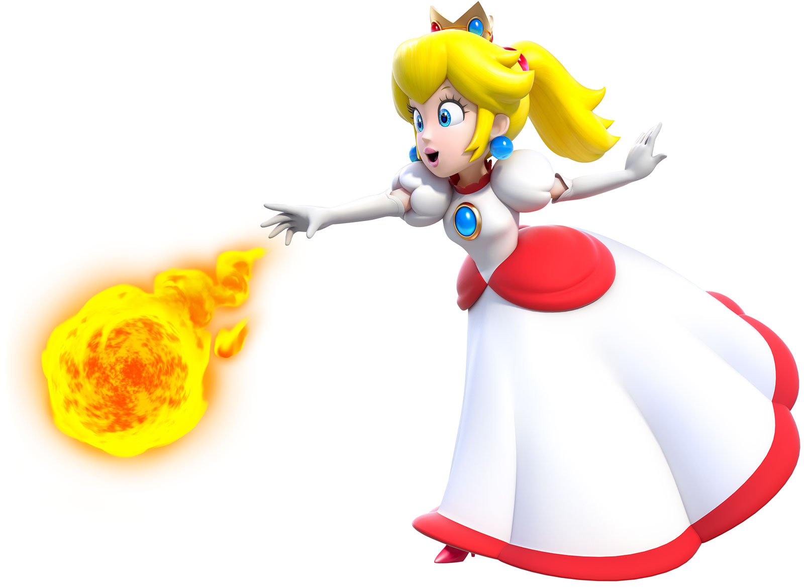 mario dating peach The damsel in distress that mario must save in donkey kong isn't princess peach from the super mario bros games in fact her name is pauline and before that, her name was simply the lady if.
