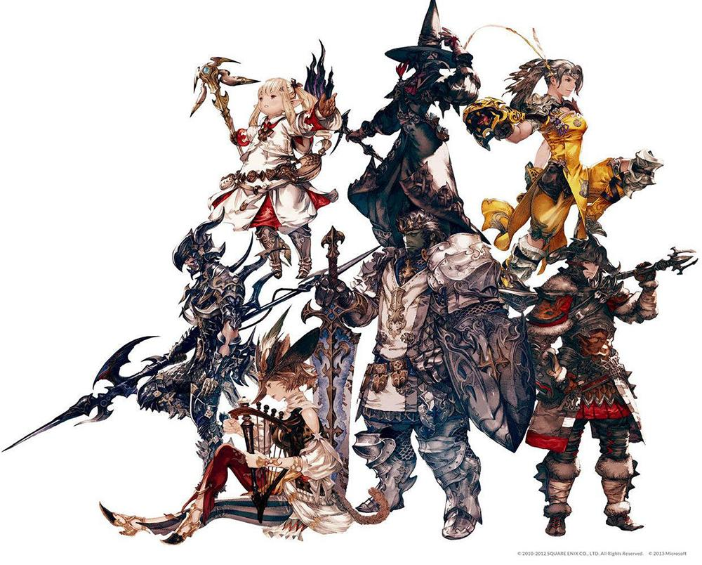 bravely_default_character_collection