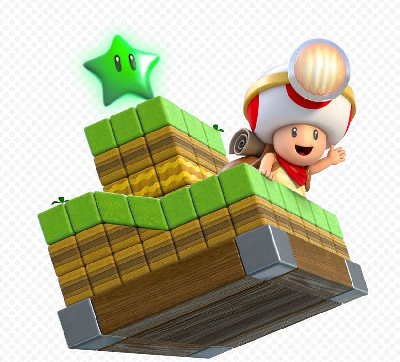 Captain Toad: Treasure Tracker Listed For $39.99 At Kmart