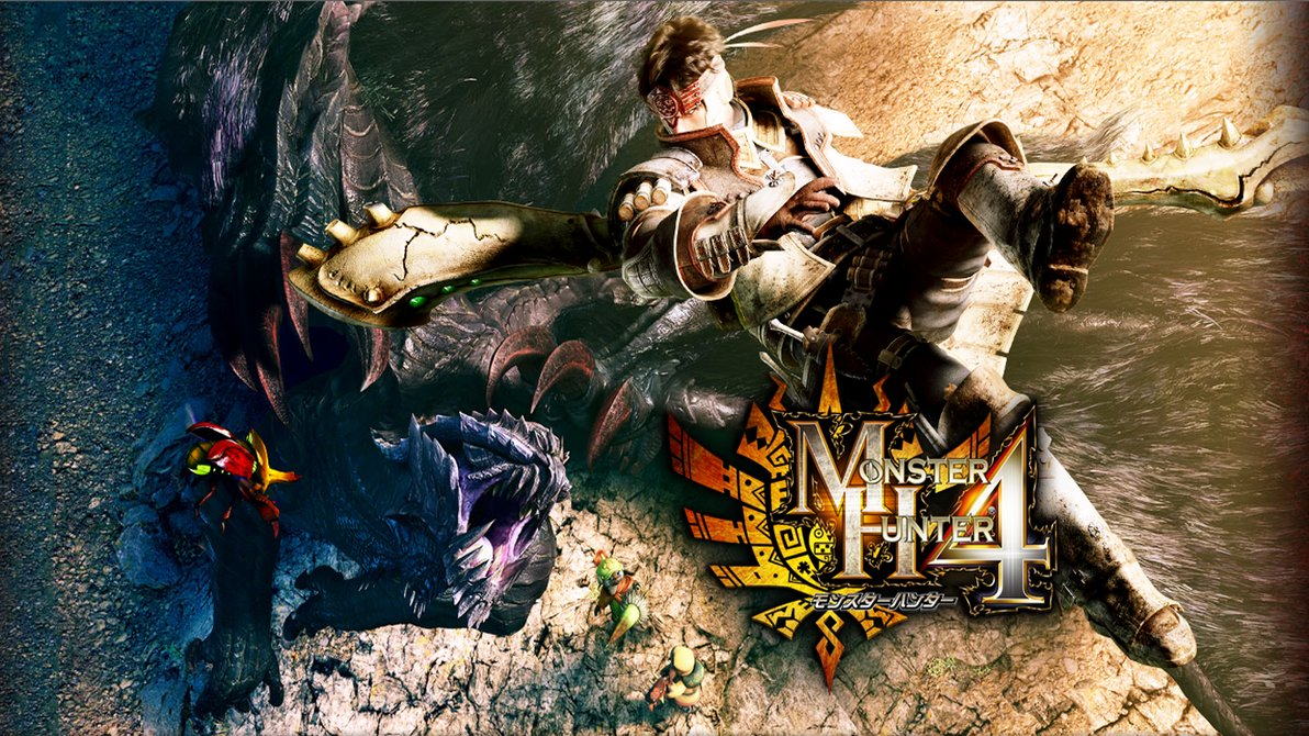 The Final Free Pack Of Monster Hunter 4 Ultimate DLC Is NowAvailable