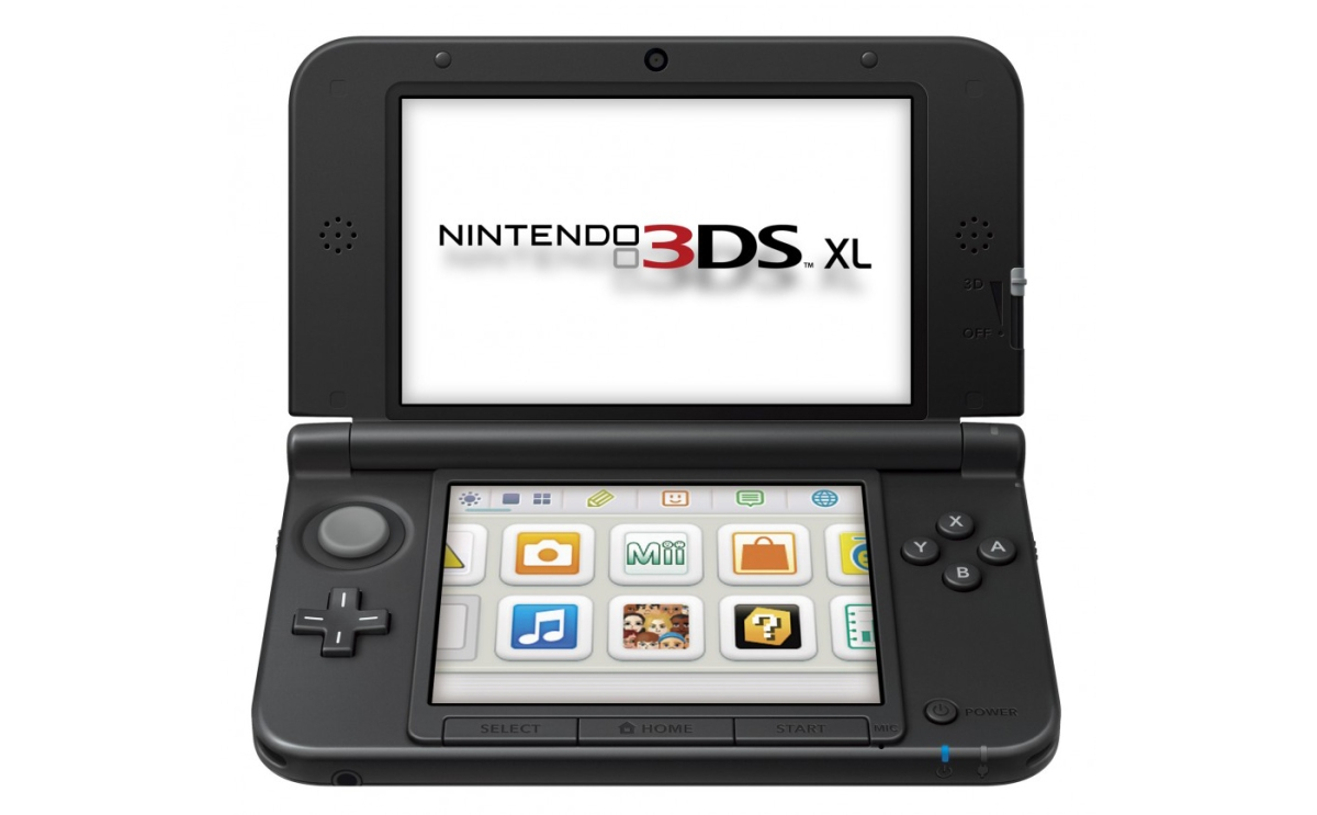 Report Says Nintendo 3DS XL Was A Top Seller At Target On BlackFriday