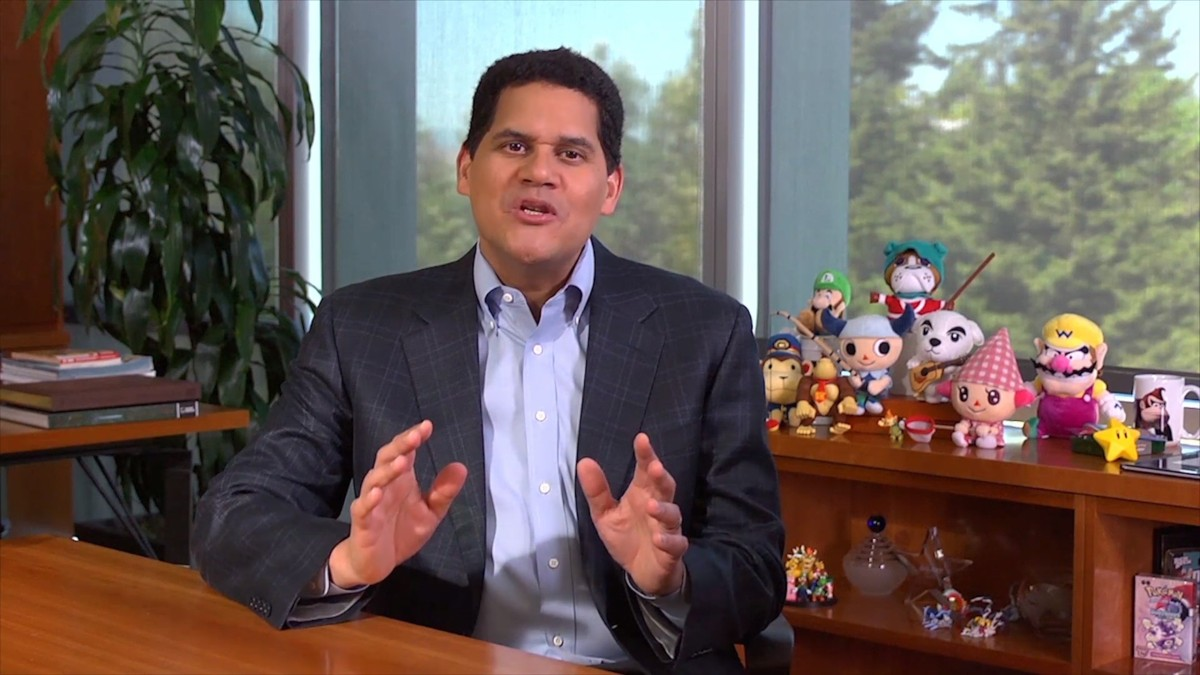 Reggie Fils-Aime Answers Questions From Siliconera And Assistant Editor For Zelda Universe