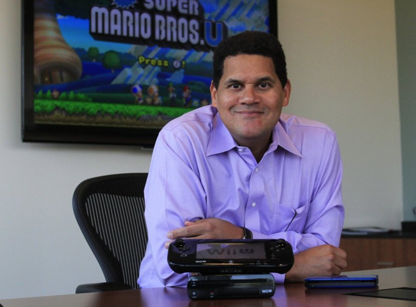 Reggie Says Current VR Technology Isn't Fun
