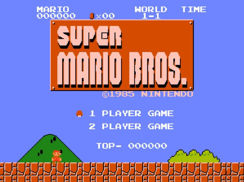 YouTuber Discovers New Infinite Lives Glitch In Super MarioBros