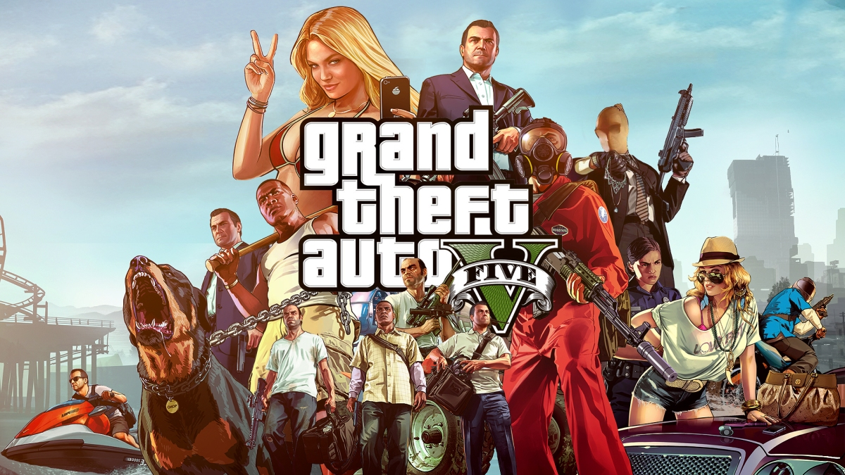 UK Charts: Grand Theft Auto V Nabs Top Spot, Tomodachi Life Remains In Top30
