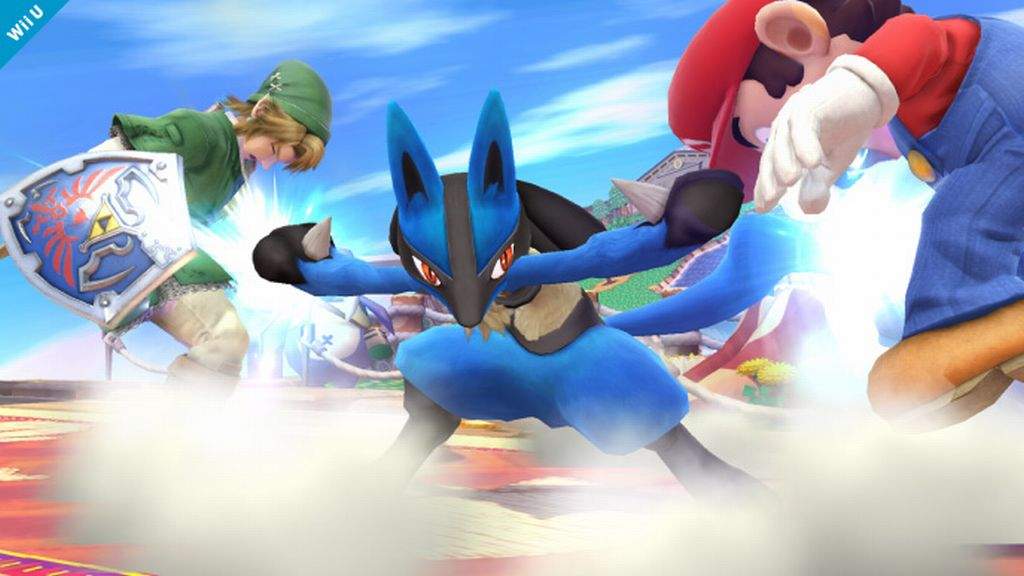 lucario_smash_bros