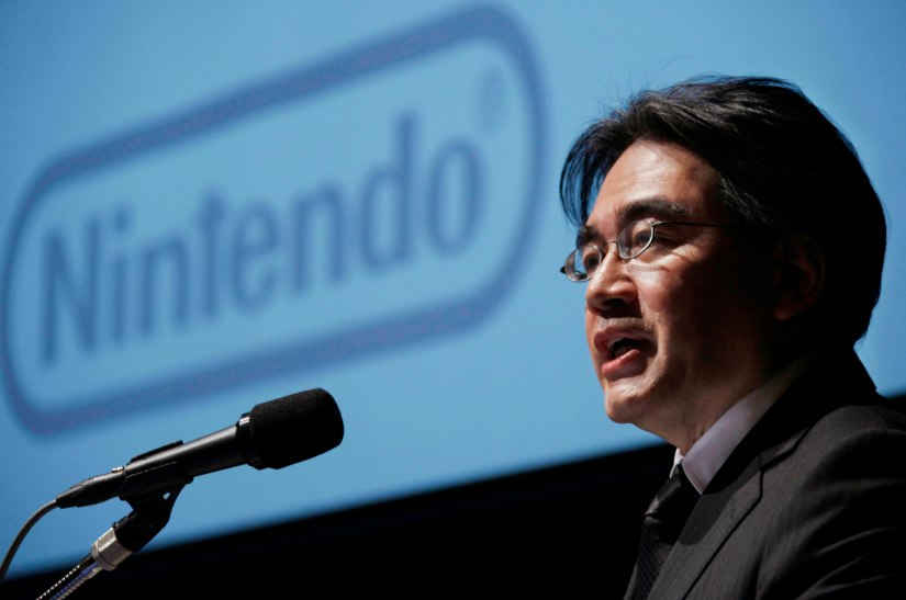 Satoru Iwata Hopes QOL Will Contribute To Nintendo-Like Profits In Future