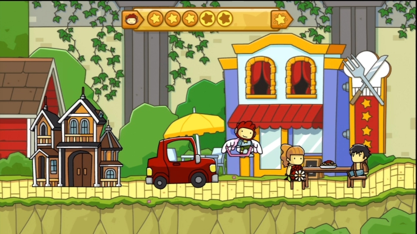Scribblenauts Unlimited For Wii U Is $20 At Amazon