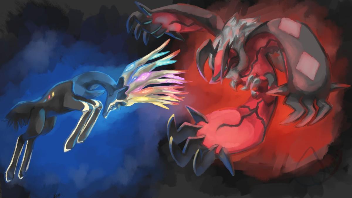 Pokemon X Sold Better Than Pokemon Y In2013