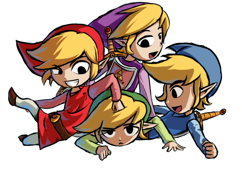 The Legend of Zelda Four Swords Anniversary Edition Back On US 3DS eShop For Free Until February2nd