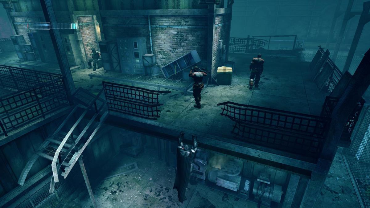 Batman Arkham Origins Blackgate Coming To Wii U eShop On April2nd