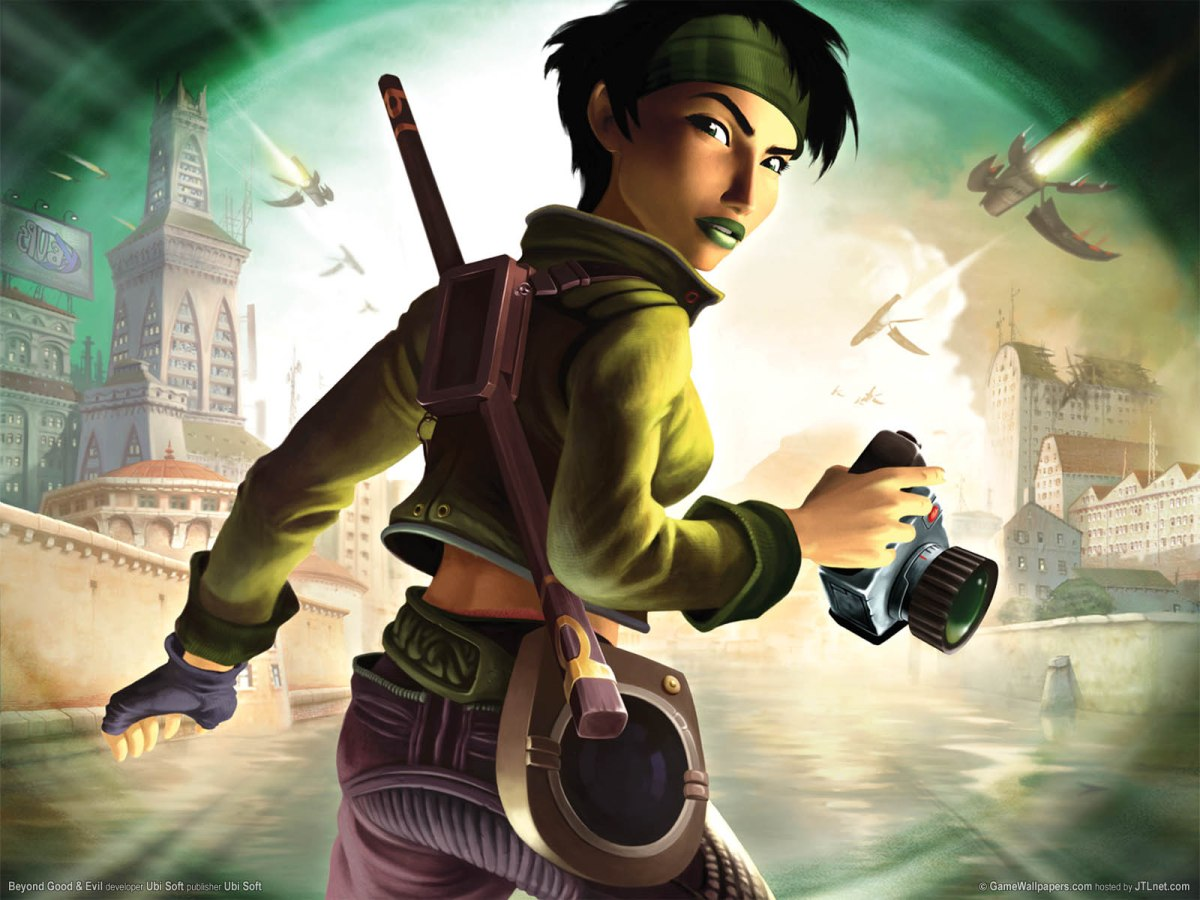 Michel Ancel Says Beyond Good And Evil 2 Still In The Works