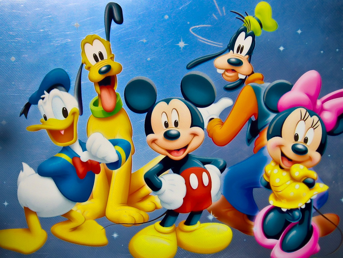 Disney Wants Mario To Eventually Meet MickeyMouse