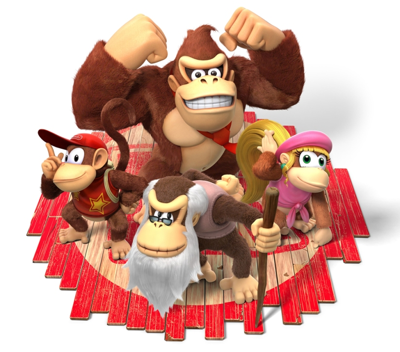 Donkey Kong Country Tropical Freeze Receives Patch For Potentially Game BreakingBug