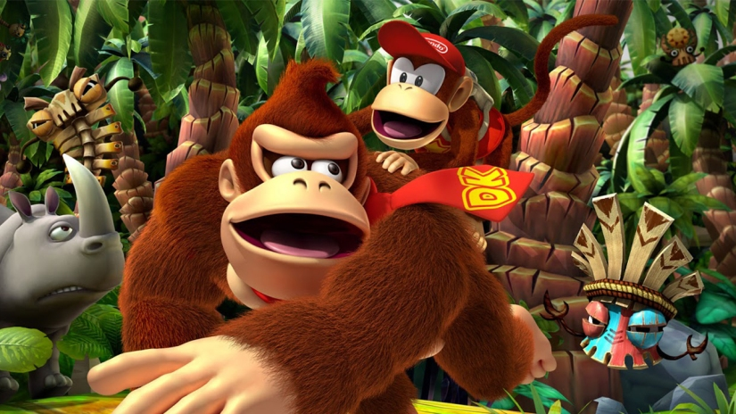 Japan: Comparing Donkey Kong Tropical Freeze Sales With Donkey Kong Country Returns