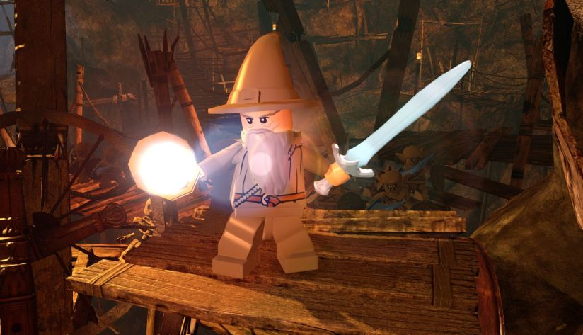 New Gameplay Details Emerge For LEGO: The Hobbit, Plans Teased For Third Movie