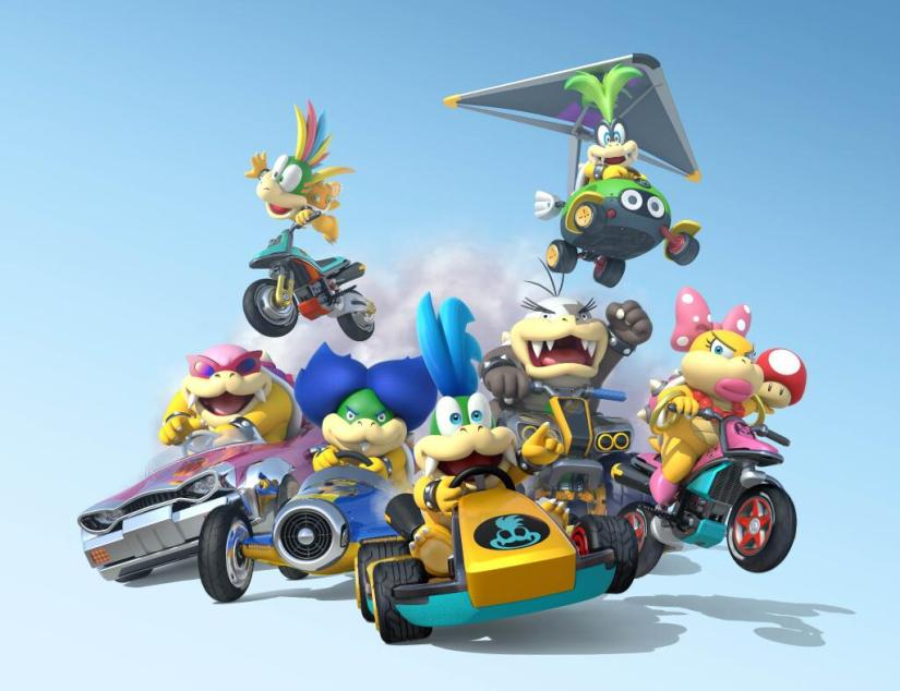 IGN Lists Eight Reasons Why They're Excited For Mario Kart 8 On WiiU