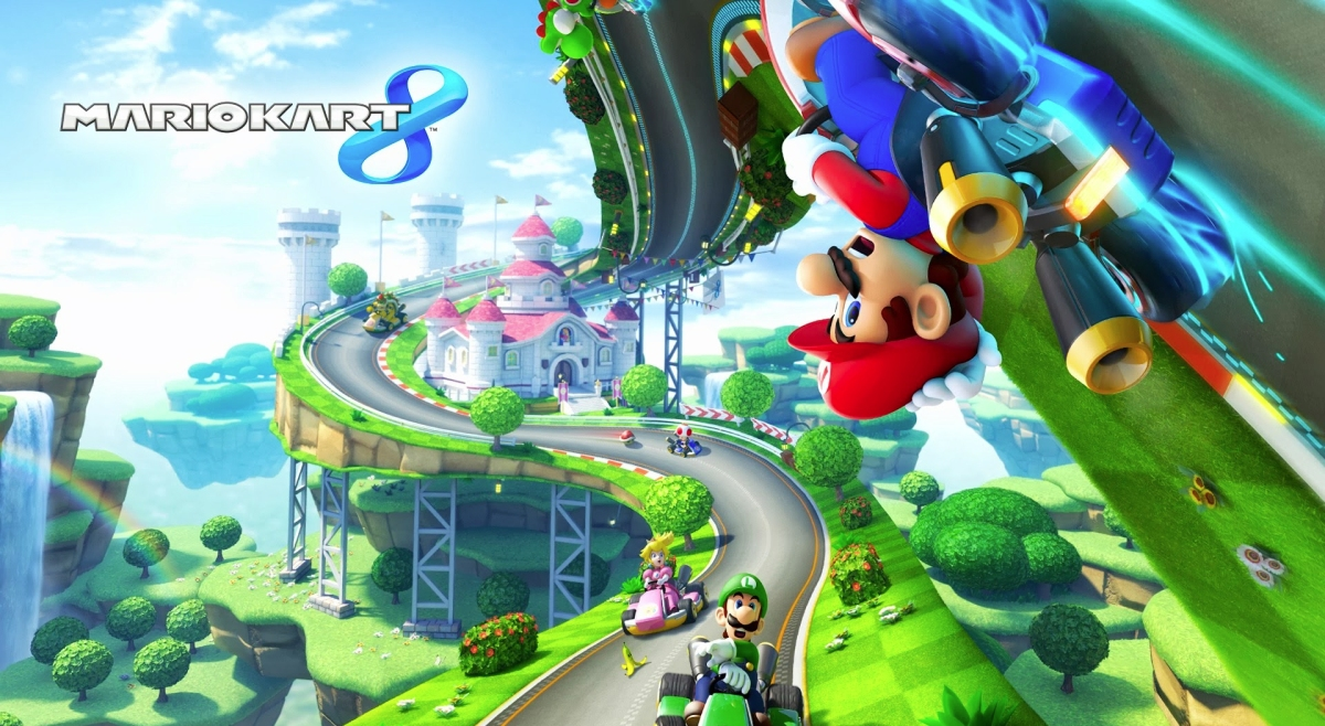 Mario Kart 8 Getting Special Red Case In North America?