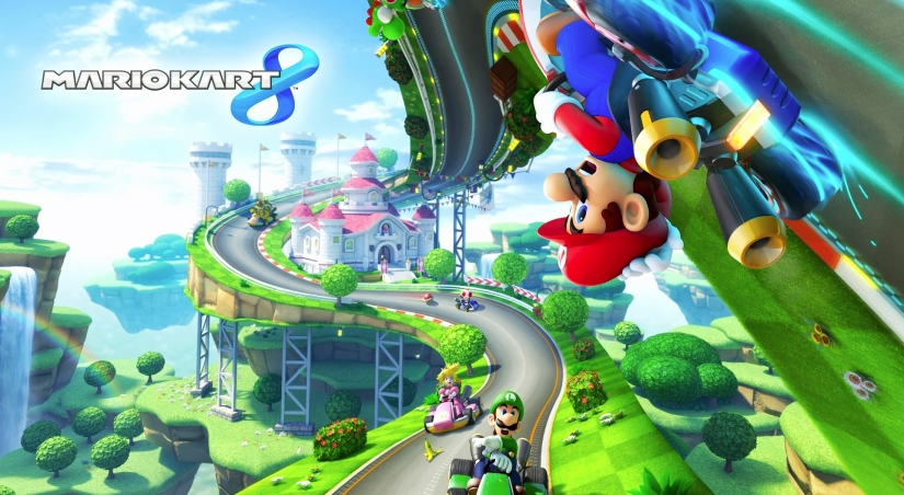 Nintendo Says They Sold 450k Of Mario Kart 8 In 3 Days Versus 250k For Mario Kart 7 In US