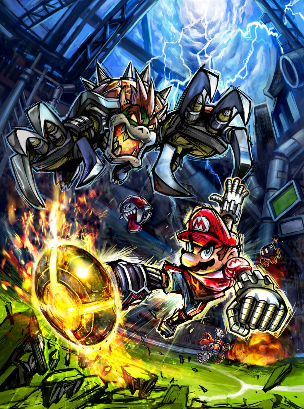 mario_strikers_charged_concept_art