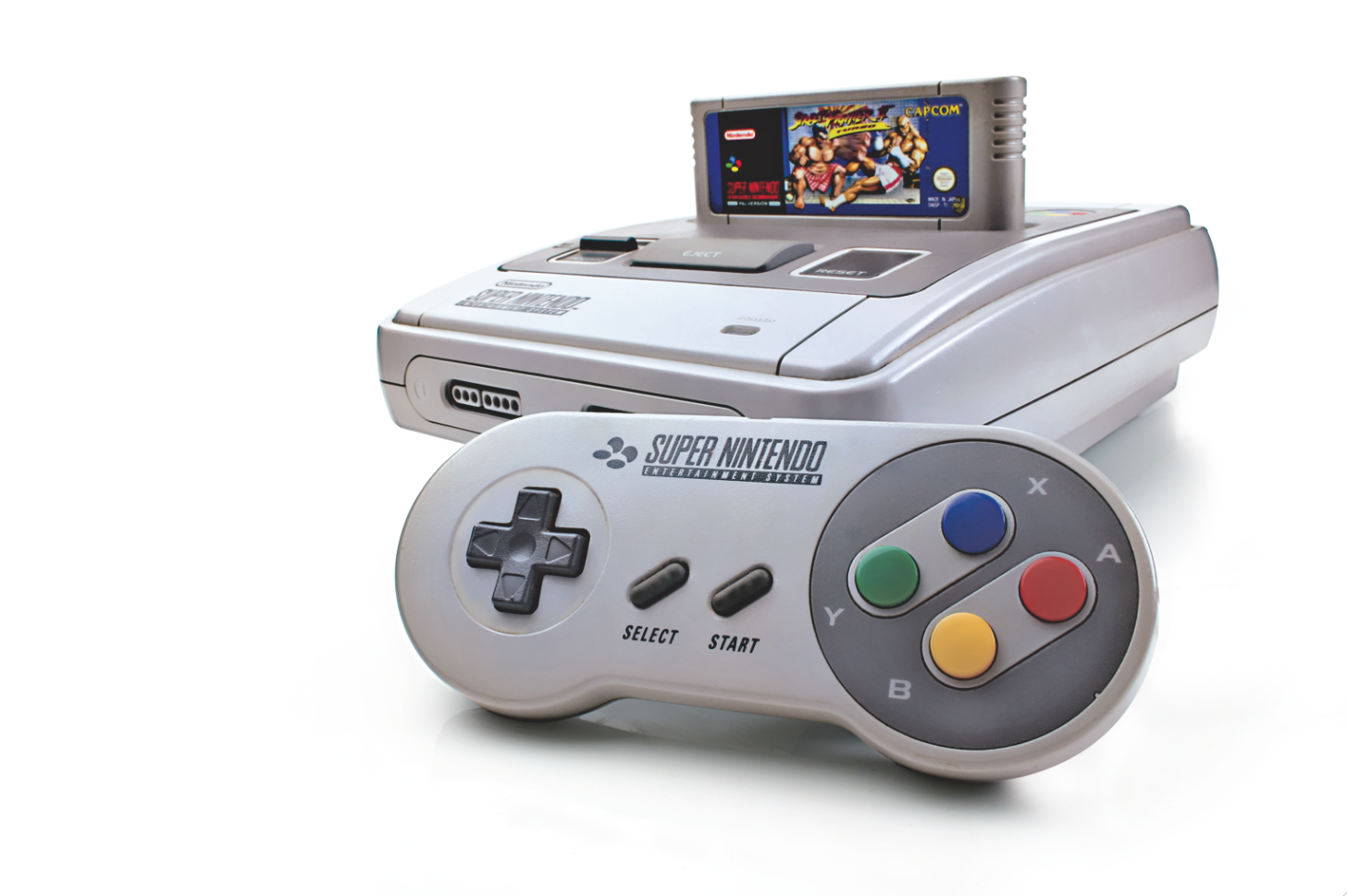 Rumor: A List of SNES VC Titles Was Found In The New 3DS' SNES