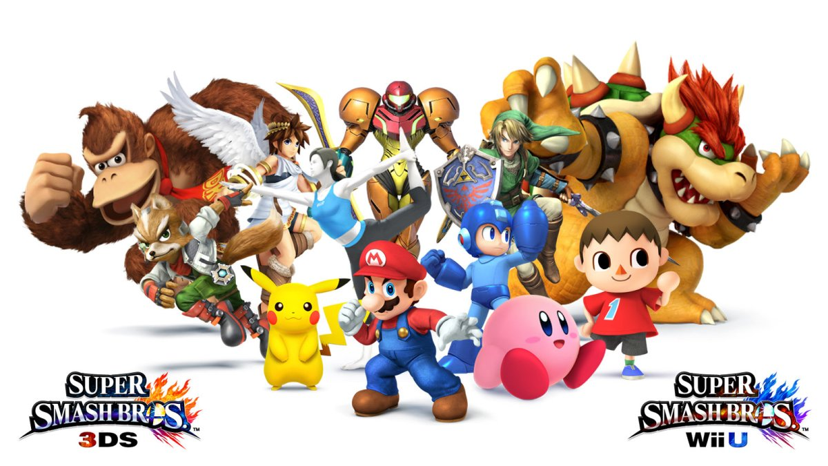 Golden Plains Revealed As New Stage In Super Smash Bros For3DS