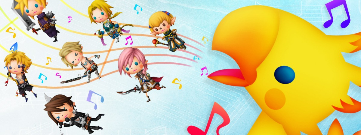 Square Enix Reveals Theatrhythm Final Fantasy: Curtain Call Box Art