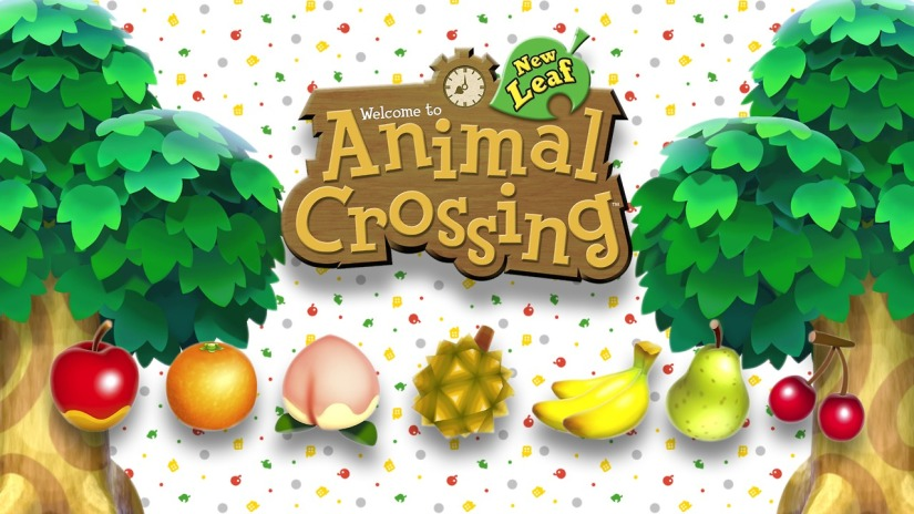 Six Animal Crossing: New Leaf 3DS Themes Arrive This Thursday In Euro eShop
