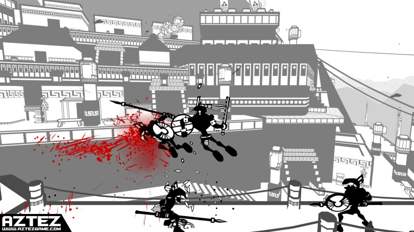 Brutal, Bloody Game 'Aztez' Coming To Wii U