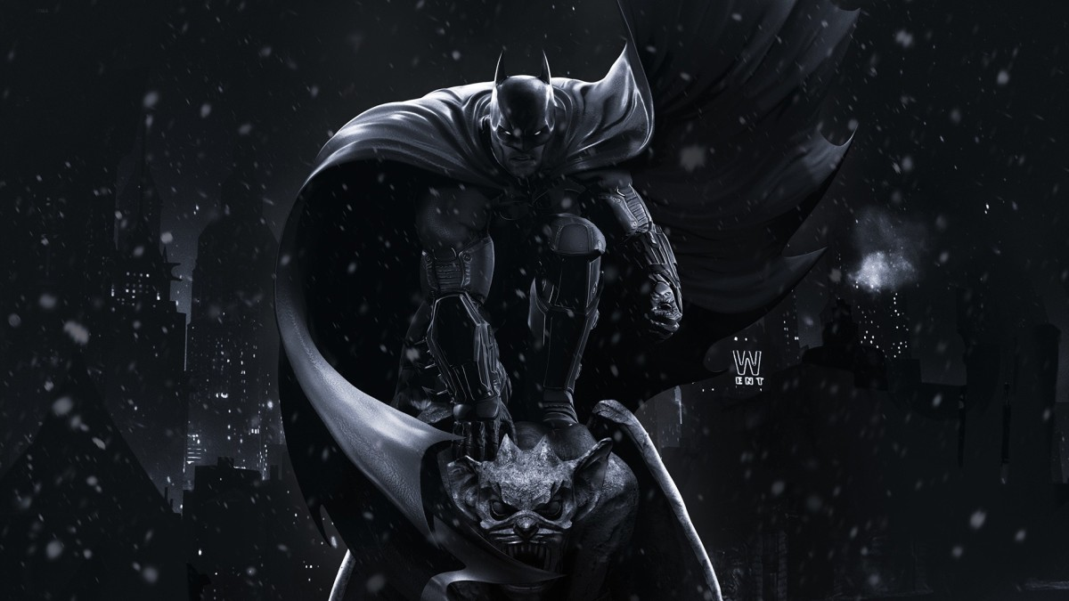 New Batman Game To Be Titled Batman: Arkham Knight And Will Feature Hush?