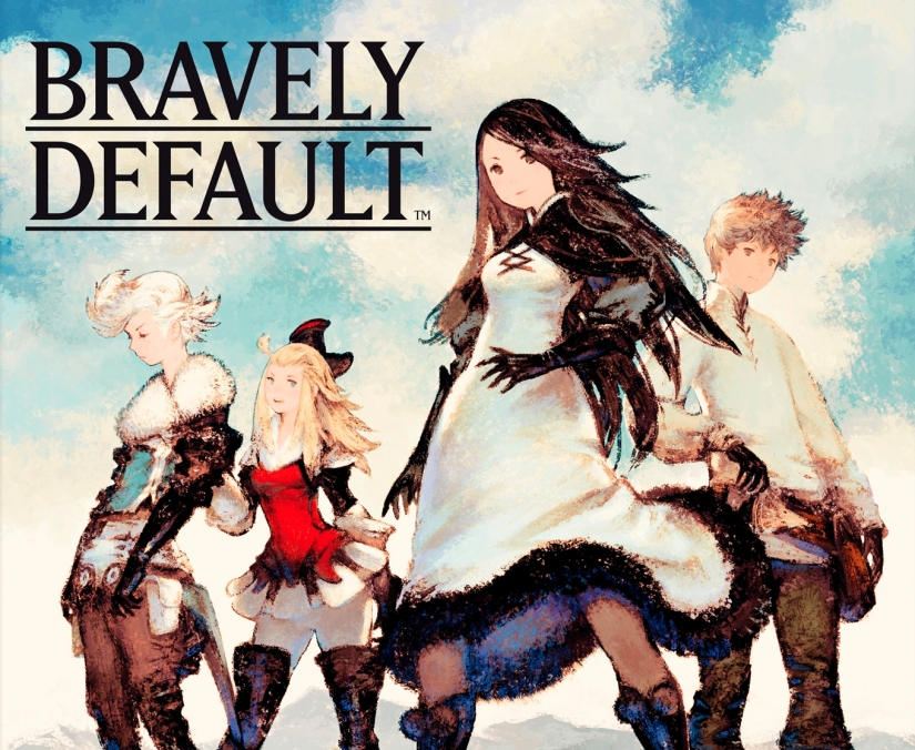 Bravely Default Wins Nintendo 3DS Game Of 2014 From GameSpot