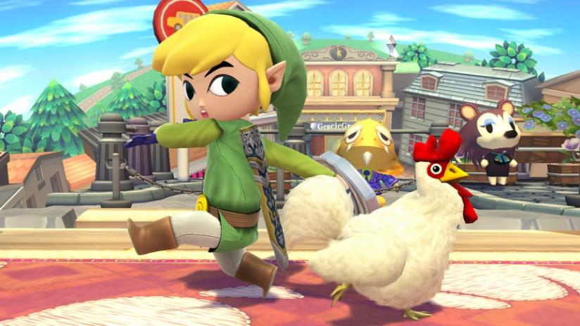 Nintendo UK Says Smash Bros Wii U NFC Functionality Hasn't BeenConfirmed