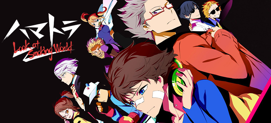hamatora_smoking_world