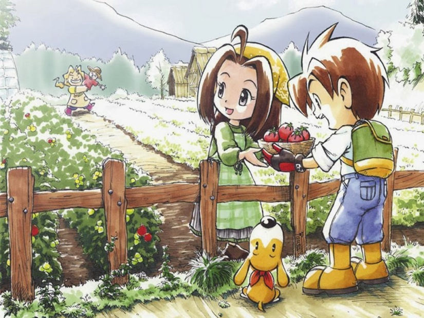 Harvest Moon: Friends Of Mineral Town Coming To North American Virtual Console Tomorrow