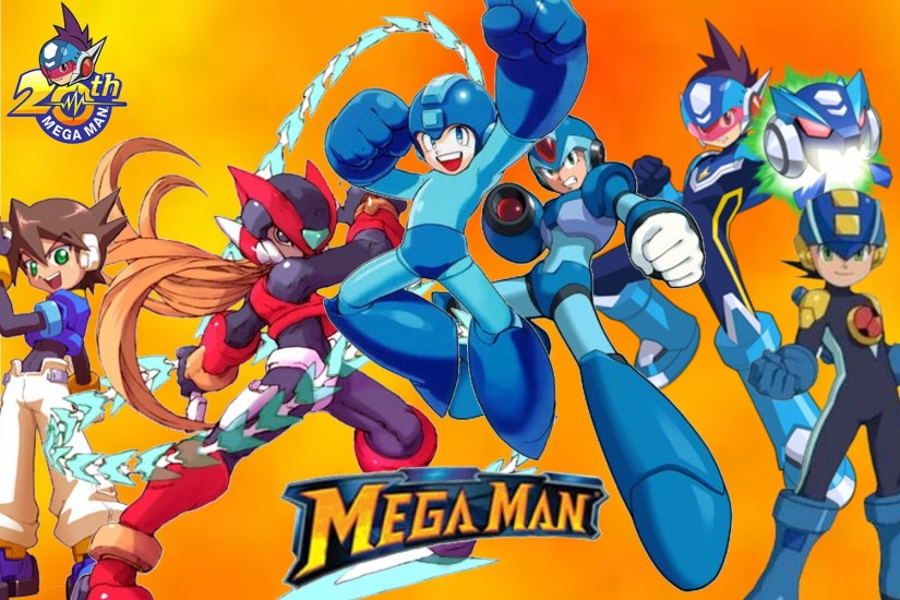 Mega Man Legacy Collection Announced For Nintendo 3DS But No Wii U Version